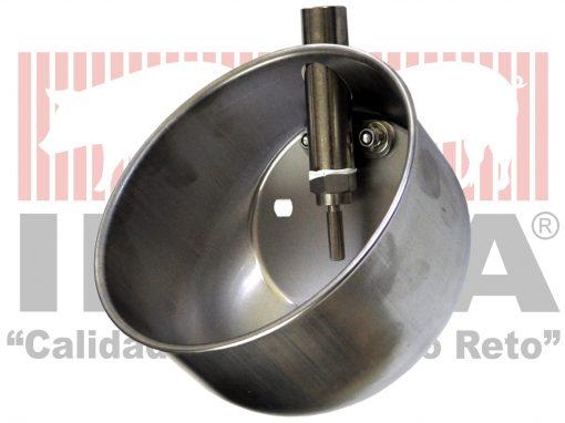 Bebedero circular de 17 cm de diámetro