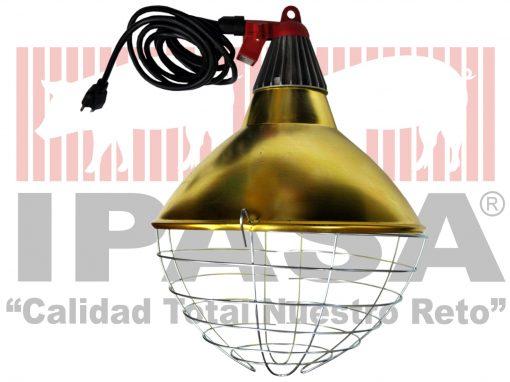 Protector para lámpara interheat